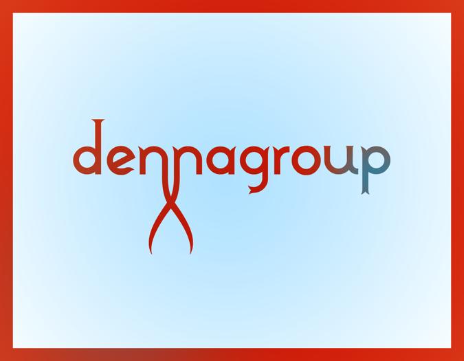 Logo Design by JaroslavProcka - Entry No. 204 in the Logo Design Contest Denna Group Logo Design.