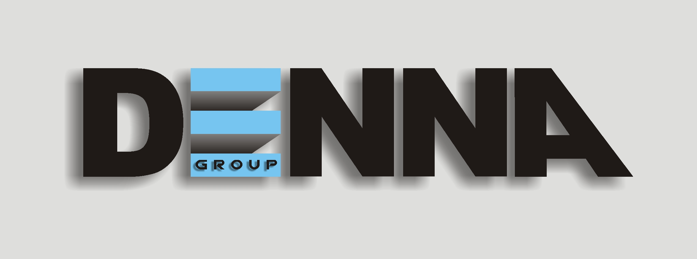 Logo Design by Arthur Aquino - Entry No. 206 in the Logo Design Contest Denna Group Logo Design.