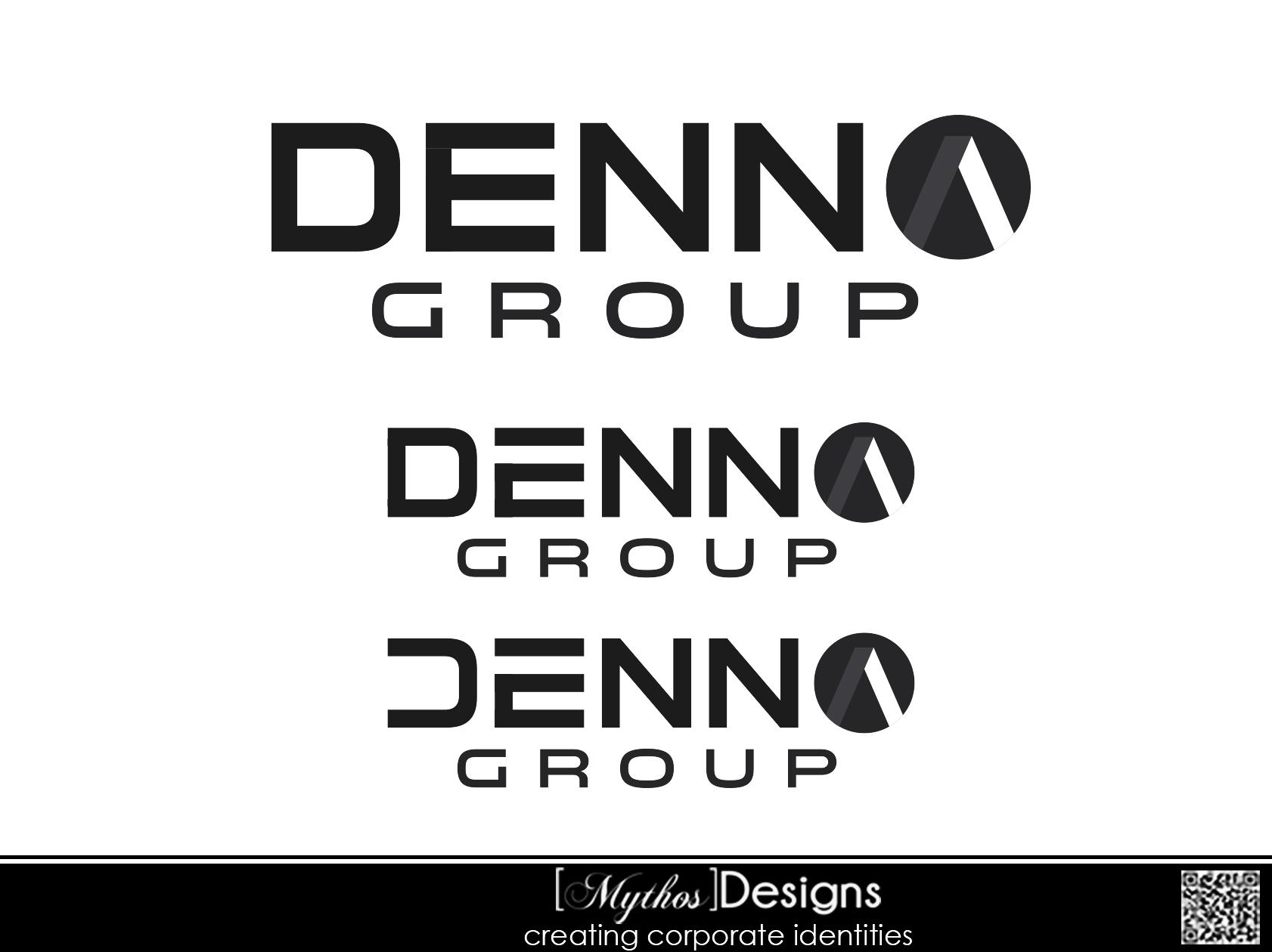 Logo Design by Mythos Designs - Entry No. 210 in the Logo Design Contest Denna Group Logo Design.