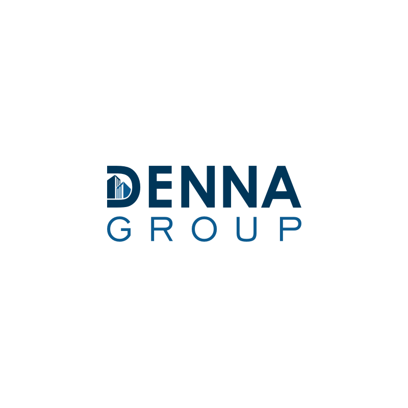 Logo Design by hkdesign - Entry No. 211 in the Logo Design Contest Denna Group Logo Design.