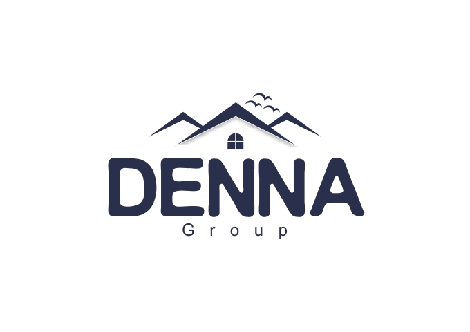 Logo Design by Rizwan Saeed - Entry No. 212 in the Logo Design Contest Denna Group Logo Design.