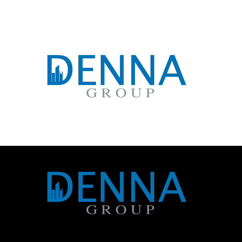 Logo Design by Private User - Entry No. 217 in the Logo Design Contest Denna Group Logo Design.