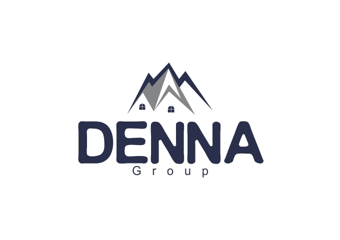 Logo Design by Rizwan Saeed - Entry No. 220 in the Logo Design Contest Denna Group Logo Design.