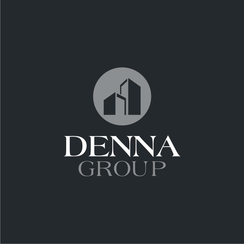 Logo Design by hkdesign - Entry No. 222 in the Logo Design Contest Denna Group Logo Design.