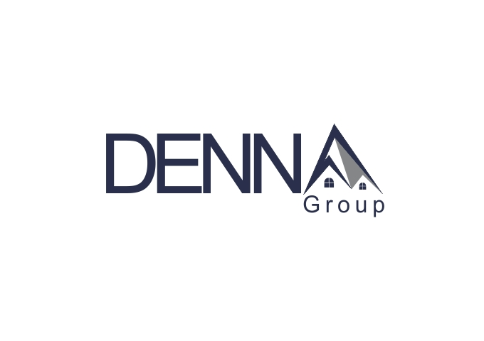 Logo Design by Rizwan Saeed - Entry No. 223 in the Logo Design Contest Denna Group Logo Design.
