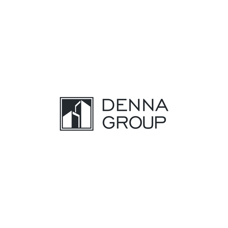 Logo Design by hkdesign - Entry No. 225 in the Logo Design Contest Denna Group Logo Design.