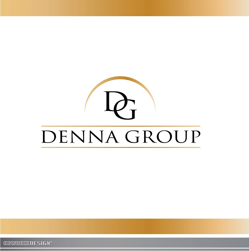 Logo Design by kowreck - Entry No. 226 in the Logo Design Contest Denna Group Logo Design.