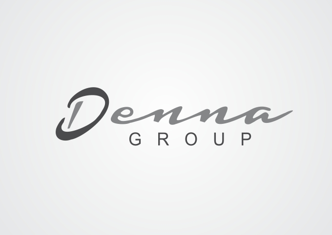 Logo Design by Rizwan Saeed - Entry No. 228 in the Logo Design Contest Denna Group Logo Design.