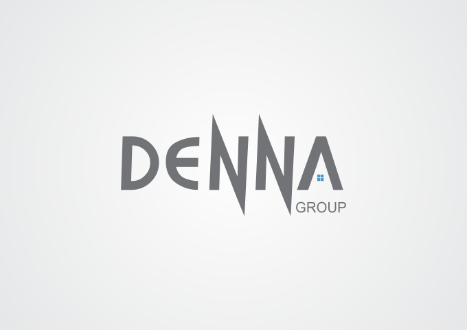 Logo Design by Rizwan Saeed - Entry No. 229 in the Logo Design Contest Denna Group Logo Design.