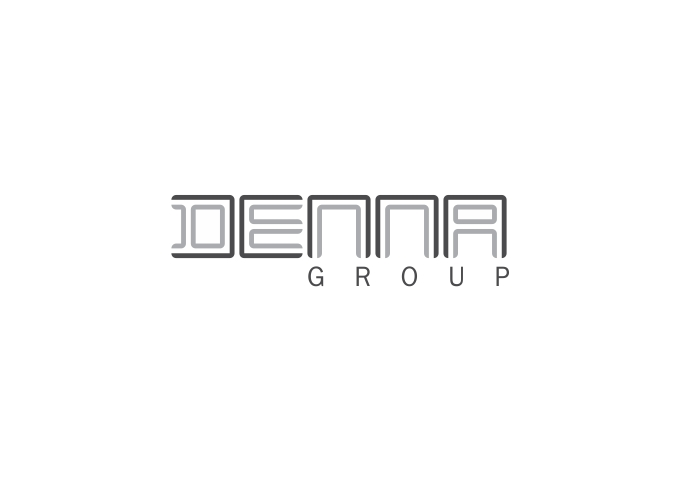 Logo Design by Rizwan Saeed - Entry No. 230 in the Logo Design Contest Denna Group Logo Design.