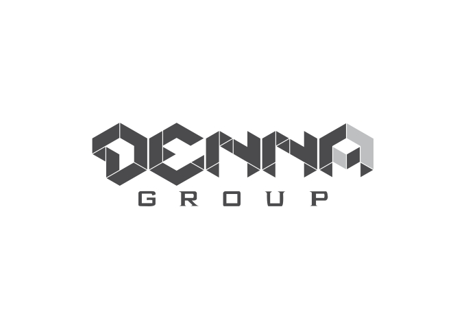 Logo Design by Rizwan Saeed - Entry No. 232 in the Logo Design Contest Denna Group Logo Design.