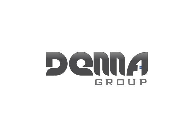 Logo Design by Rizwan Saeed - Entry No. 233 in the Logo Design Contest Denna Group Logo Design.