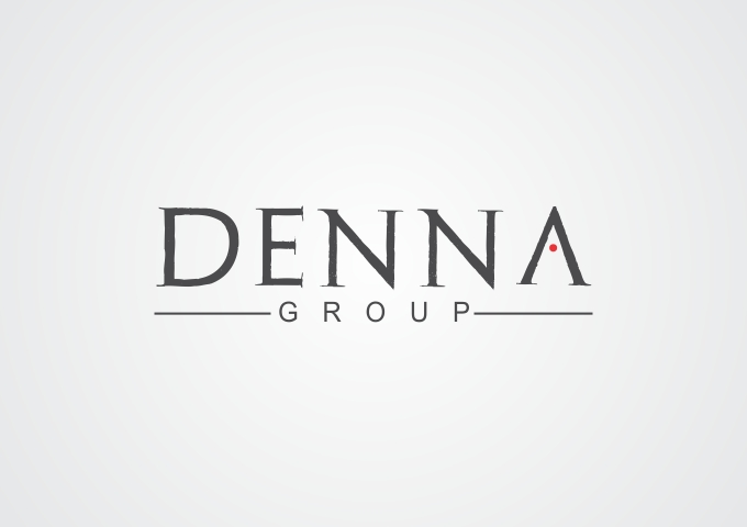 Logo Design by Rizwan Saeed - Entry No. 235 in the Logo Design Contest Denna Group Logo Design.
