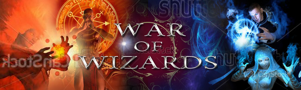 Banner Ad Design by kowreck - Entry No. 88 in the Banner Ad Design Contest Banner Ad Design - War of Wizards (fantasy game).
