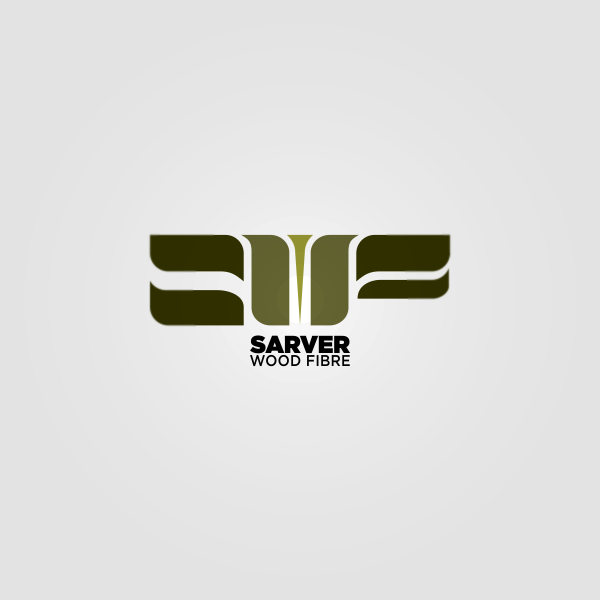 Logo Design by Private User - Entry No. 29 in the Logo Design Contest Creative Logo Design for Sarver Wood Fibre..