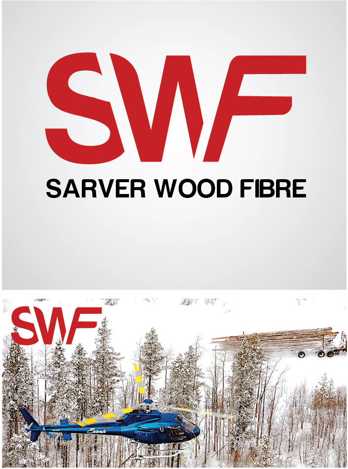 Logo Design by gkonta - Entry No. 33 in the Logo Design Contest Creative Logo Design for Sarver Wood Fibre..