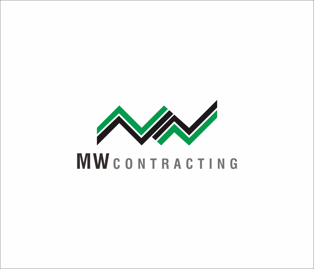 Logo Design by Armada Jamaluddin - Entry No. 90 in the Logo Design Contest Unique Logo Design Wanted for MW Contracting.