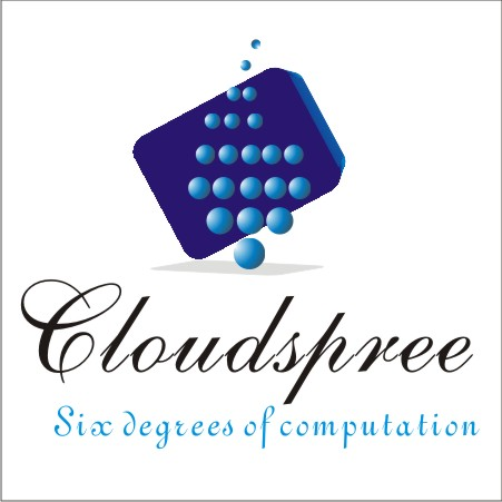 Logo Design by bhasura - Entry No. 50 in the Logo Design Contest CloudSpree.