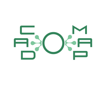 Logo Design by Rudy - Entry No. 50 in the Logo Design Contest Captivating Logo Design for CadOMap software product.
