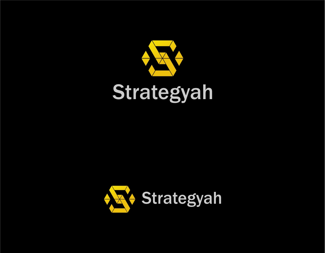 Logo Design by haidu - Entry No. 157 in the Logo Design Contest Creative Logo Design for Strategyah.