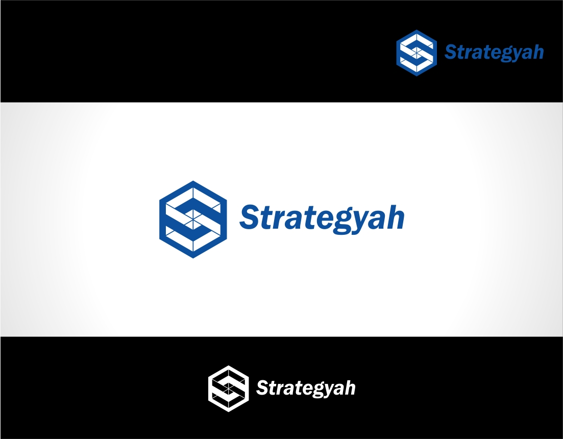 Logo Design by haidu - Entry No. 158 in the Logo Design Contest Creative Logo Design for Strategyah.