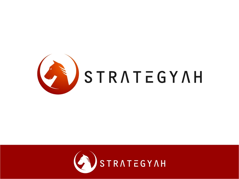 Logo Design by Private User - Entry No. 171 in the Logo Design Contest Creative Logo Design for Strategyah.