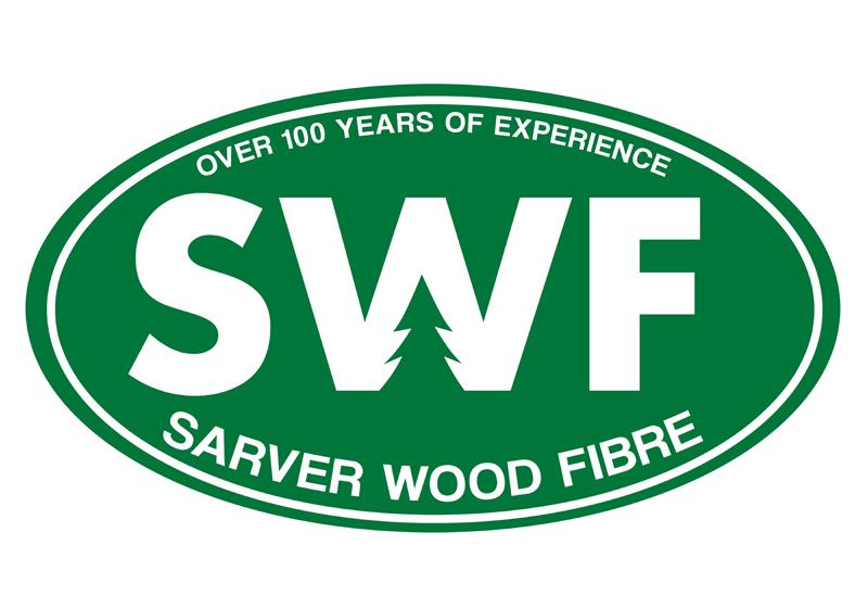 Logo Design by Private User - Entry No. 45 in the Logo Design Contest Creative Logo Design for Sarver Wood Fibre..