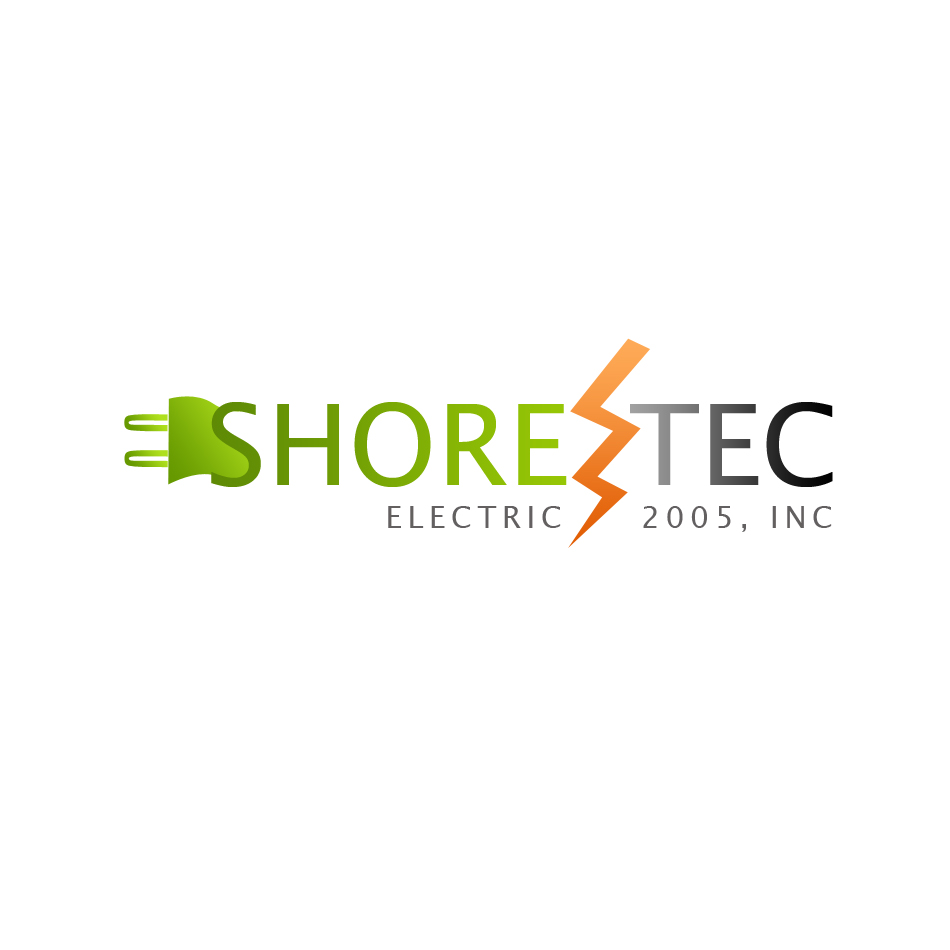 Logo Design by Miraze - Entry No. 72 in the Logo Design Contest Shore Tec Electric 2005 Inc.