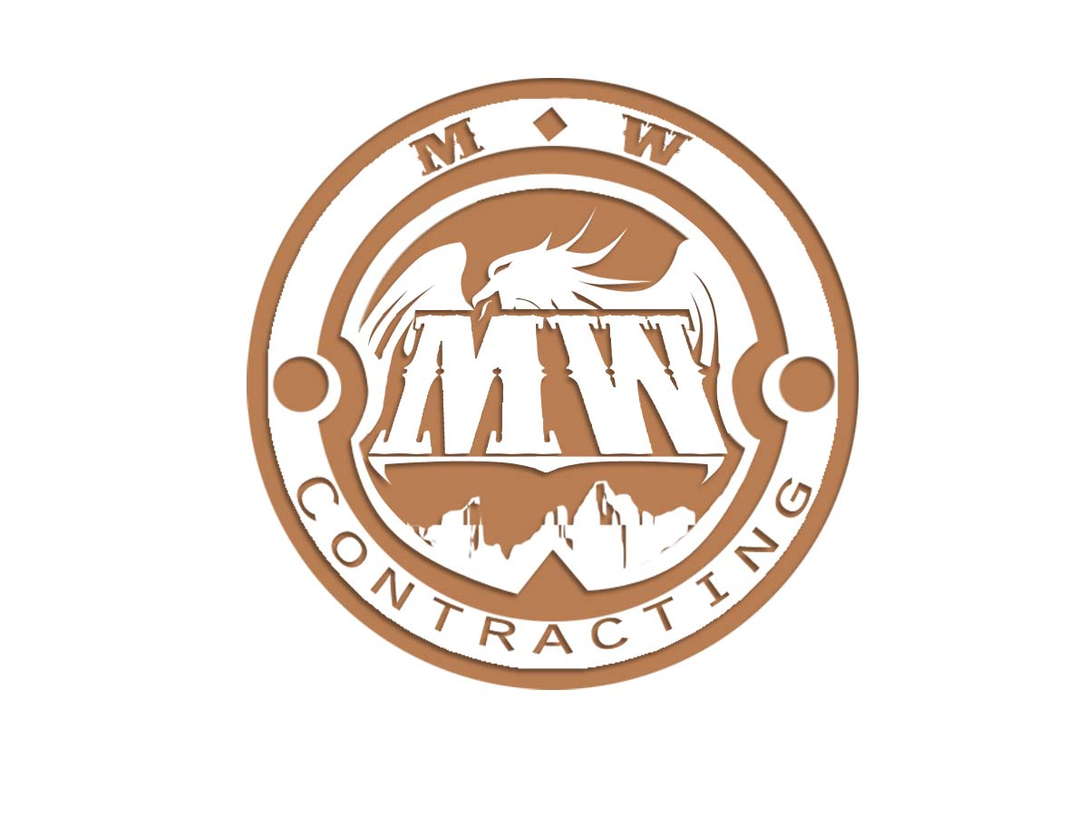 Logo Design by Private User - Entry No. 101 in the Logo Design Contest Unique Logo Design Wanted for MW Contracting.