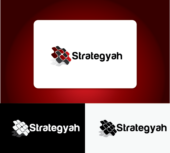 Logo Design by Digital Designs - Entry No. 186 in the Logo Design Contest Creative Logo Design for Strategyah.