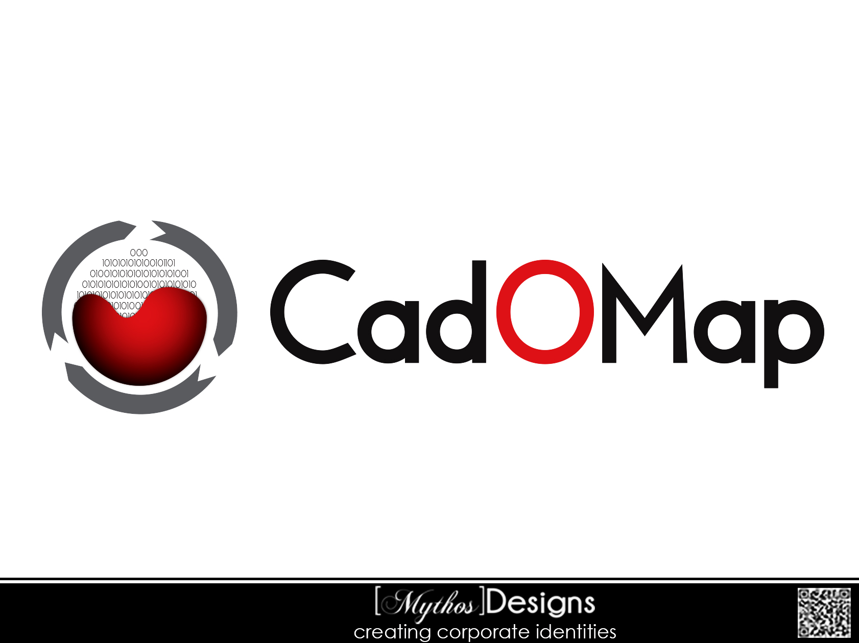 Logo Design by Mythos Designs - Entry No. 78 in the Logo Design Contest Captivating Logo Design for CadOMap software product.