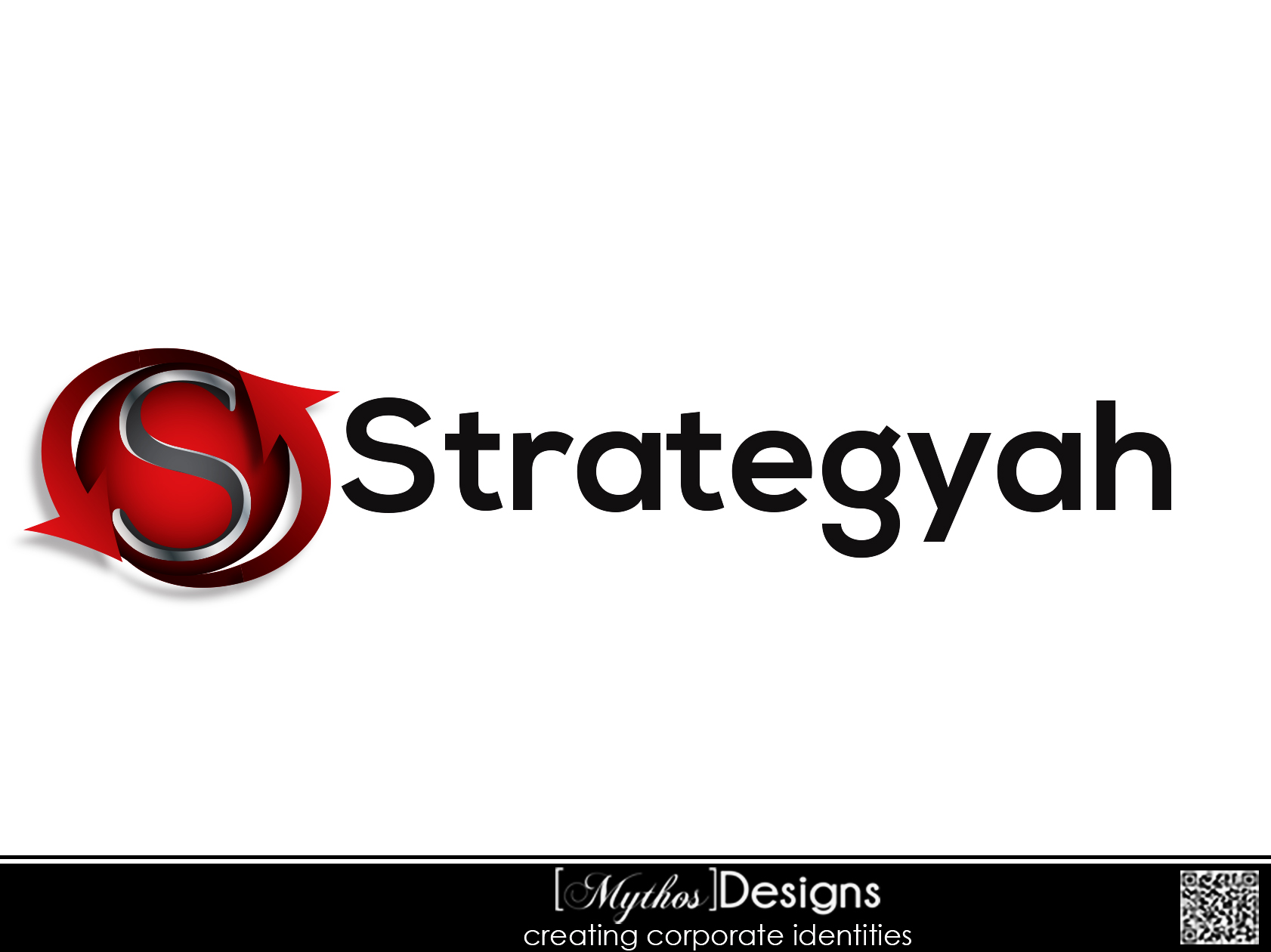 Logo Design by Mythos Designs - Entry No. 192 in the Logo Design Contest Creative Logo Design for Strategyah.