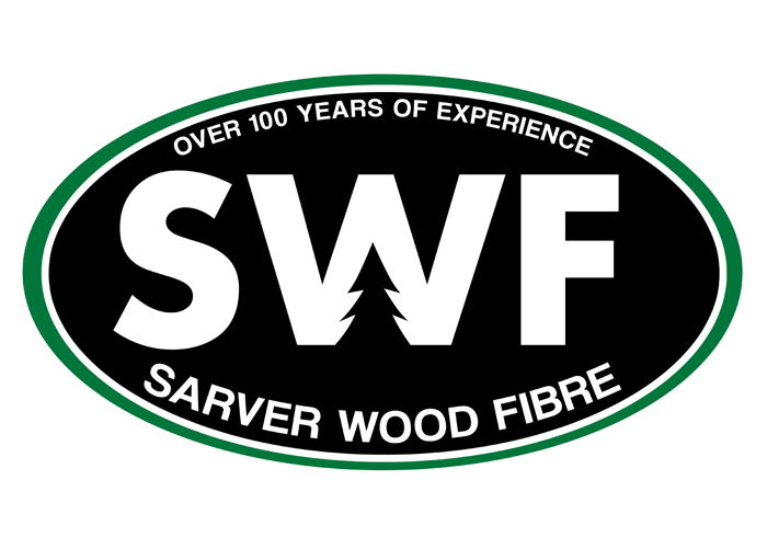 Logo Design by Private User - Entry No. 48 in the Logo Design Contest Creative Logo Design for Sarver Wood Fibre..