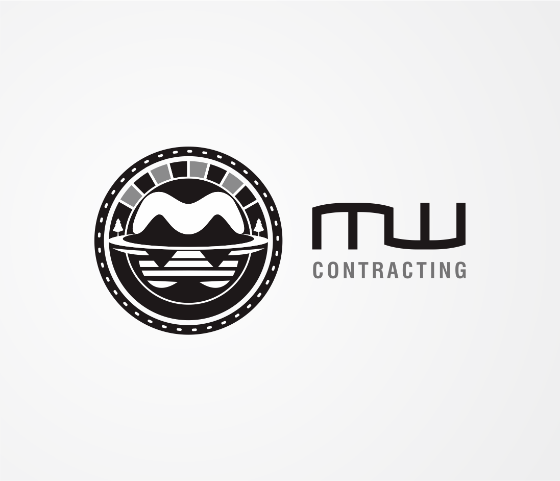 Logo Design by Armada Jamaluddin - Entry No. 113 in the Logo Design Contest Unique Logo Design Wanted for MW Contracting.