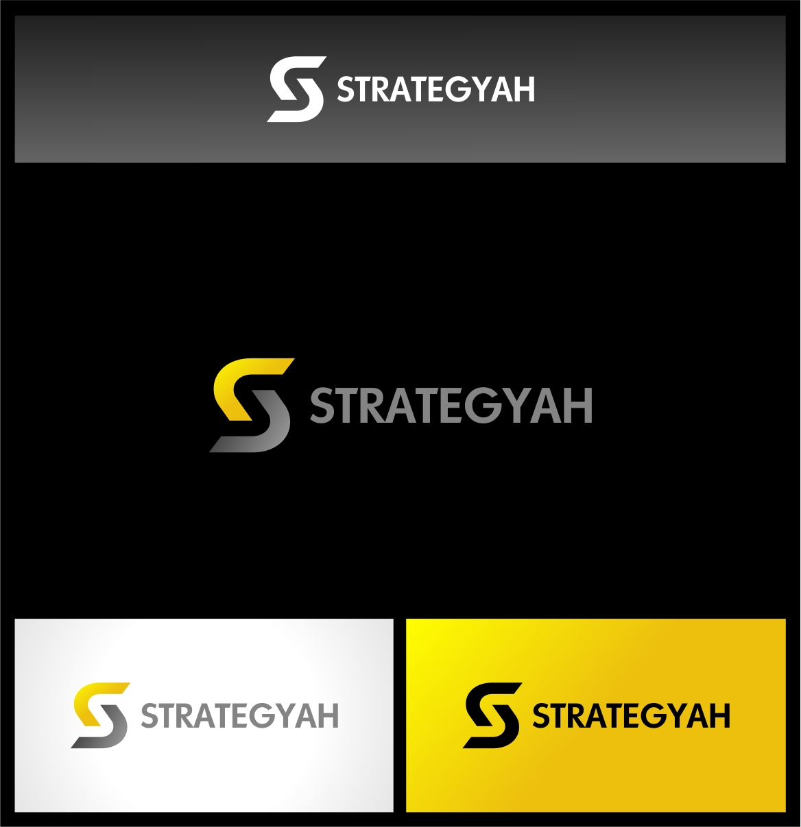 Logo Design by haidu - Entry No. 194 in the Logo Design Contest Creative Logo Design for Strategyah.