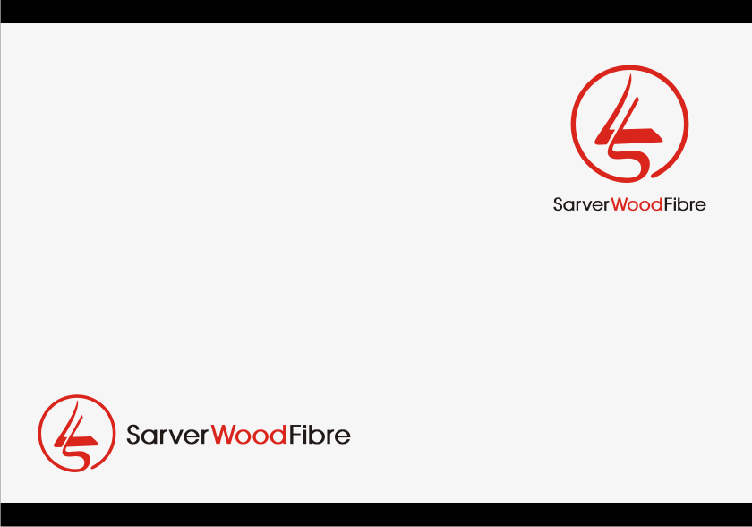 Logo Design by graphicleaf - Entry No. 51 in the Logo Design Contest Creative Logo Design for Sarver Wood Fibre..