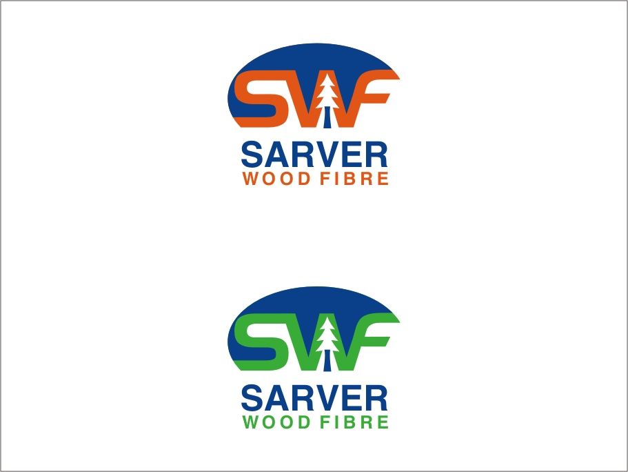 Logo Design by RED HORSE design studio - Entry No. 53 in the Logo Design Contest Creative Logo Design for Sarver Wood Fibre..
