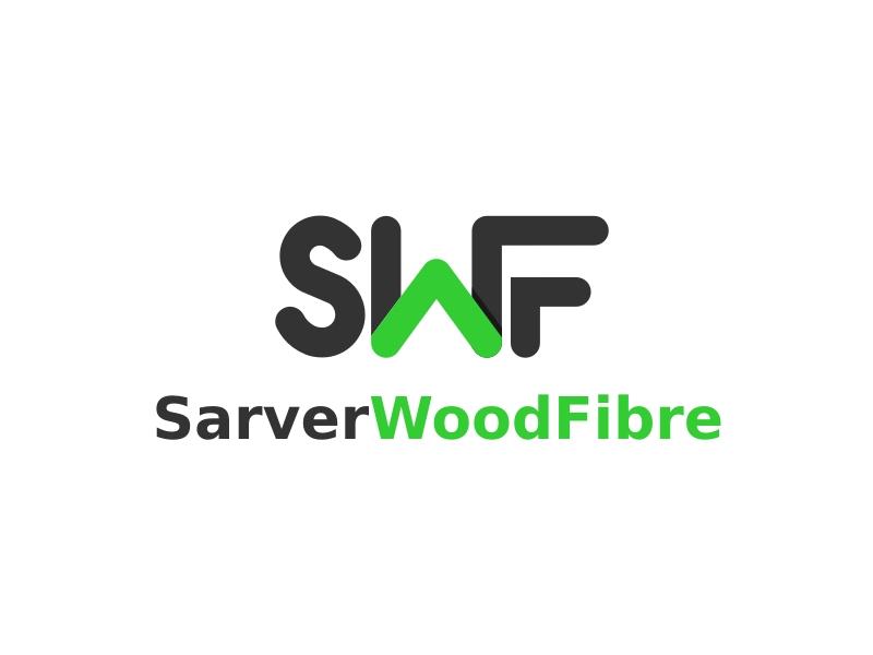 Logo Design by Private User - Entry No. 56 in the Logo Design Contest Creative Logo Design for Sarver Wood Fibre..