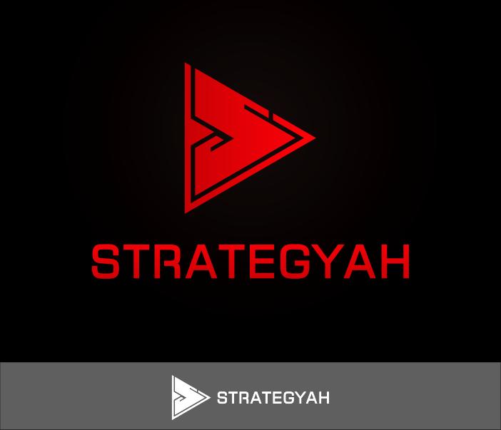 Logo Design by Armada Jamaluddin - Entry No. 205 in the Logo Design Contest Creative Logo Design for Strategyah.