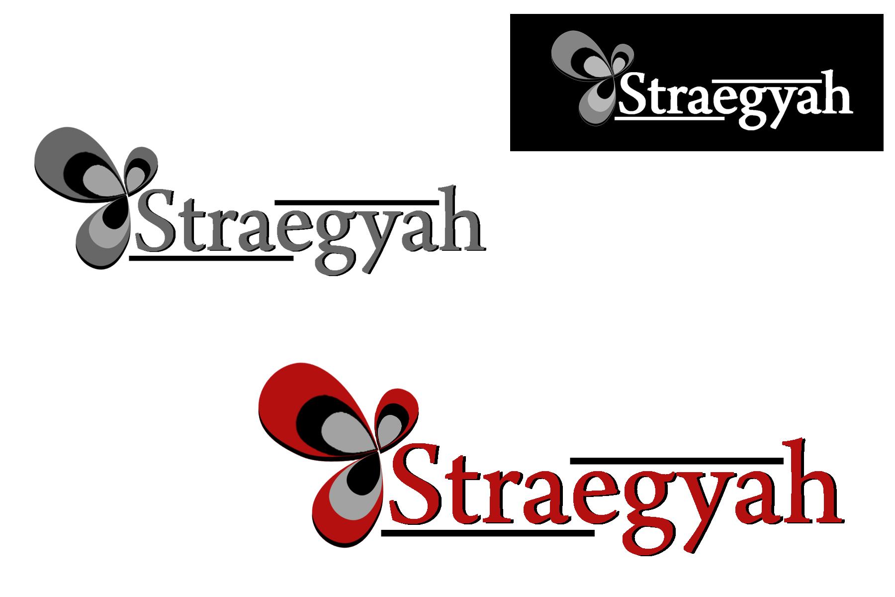 Logo Design by Dumidu Padeniya - Entry No. 207 in the Logo Design Contest Creative Logo Design for Strategyah.