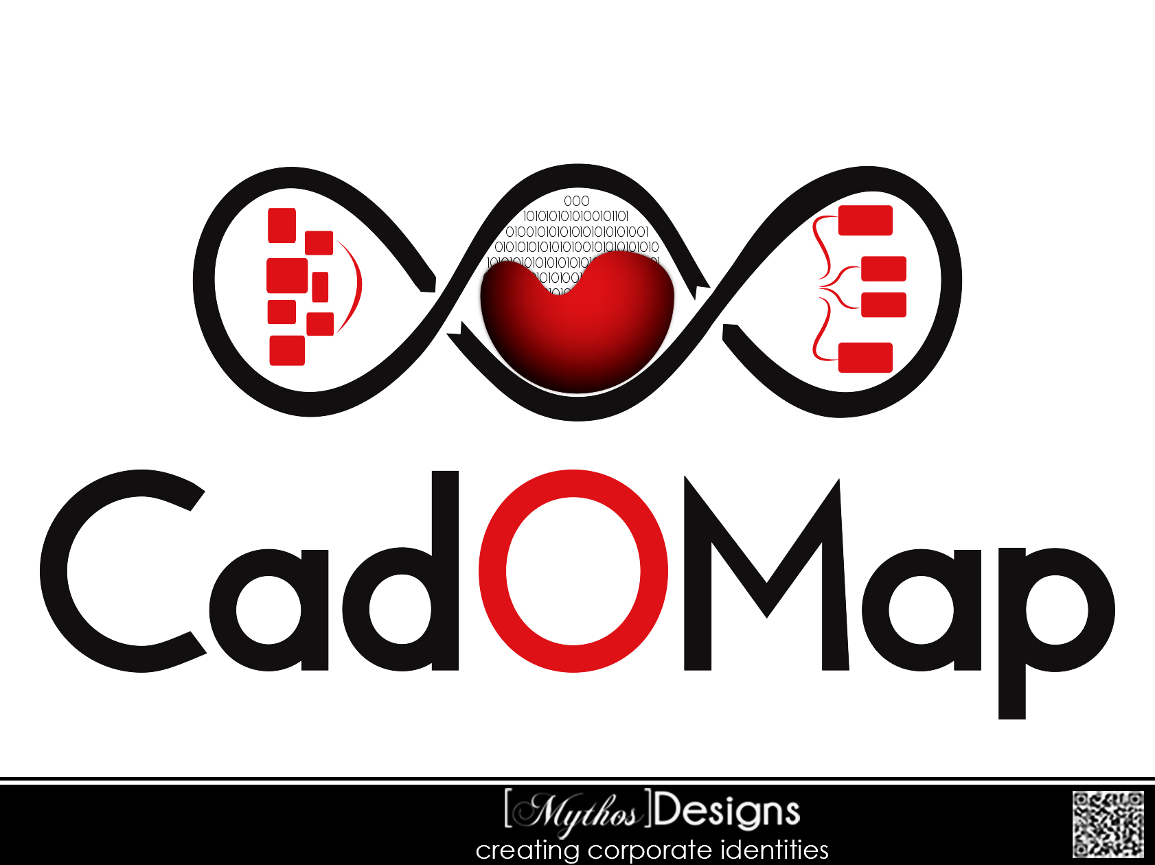 Logo Design by Mythos Designs - Entry No. 99 in the Logo Design Contest Captivating Logo Design for CadOMap software product.