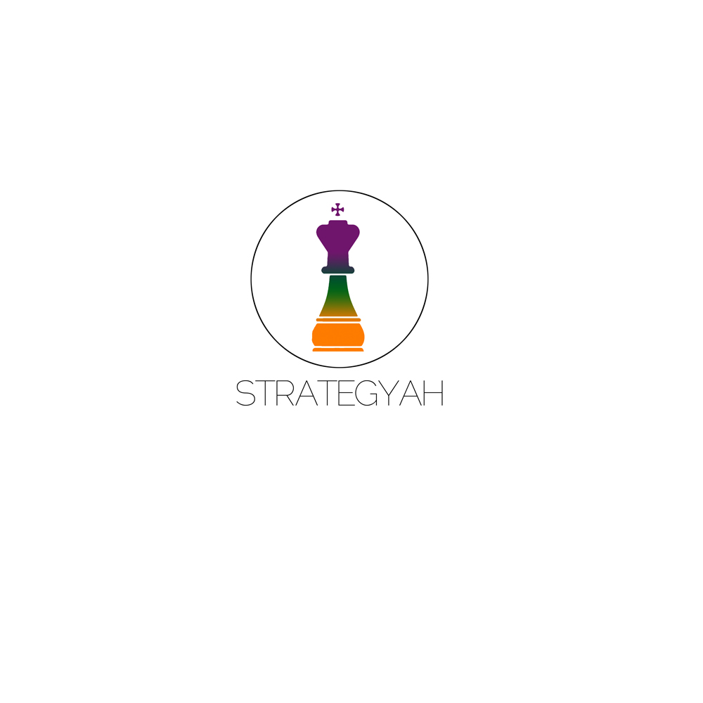 Logo Design by Utkarsh Bhandari - Entry No. 210 in the Logo Design Contest Creative Logo Design for Strategyah.