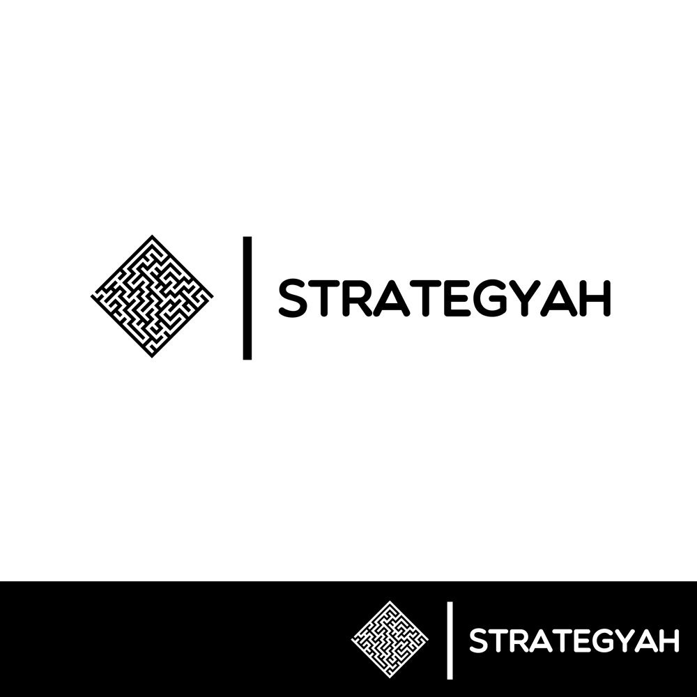 Logo Design by Utkarsh Bhandari - Entry No. 211 in the Logo Design Contest Creative Logo Design for Strategyah.