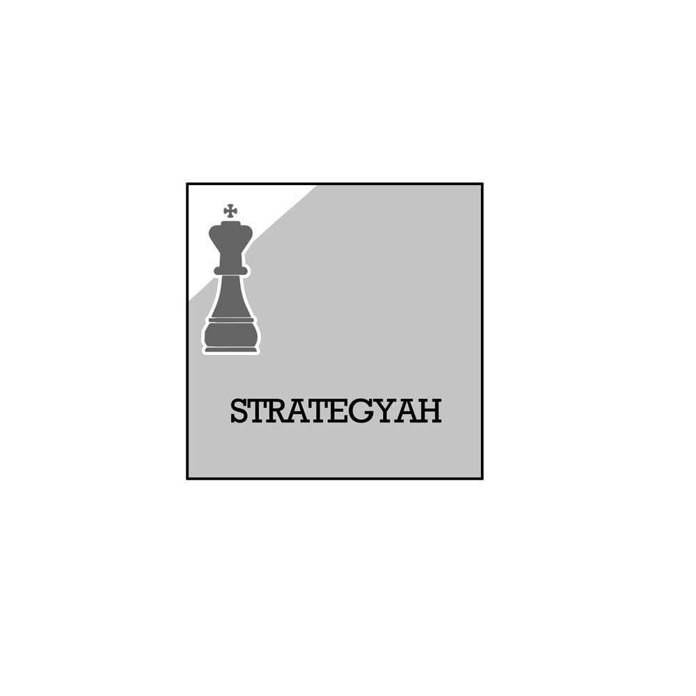 Logo Design by Utkarsh Bhandari - Entry No. 212 in the Logo Design Contest Creative Logo Design for Strategyah.