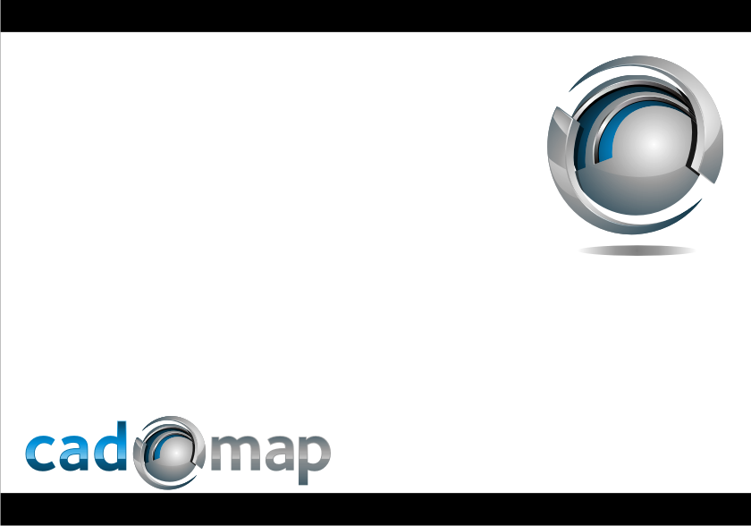 Logo Design by graphicleaf - Entry No. 102 in the Logo Design Contest Captivating Logo Design for CadOMap software product.