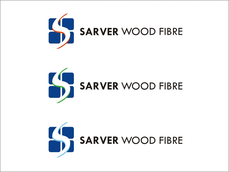 Logo Design by RED HORSE design studio - Entry No. 70 in the Logo Design Contest Creative Logo Design for Sarver Wood Fibre..