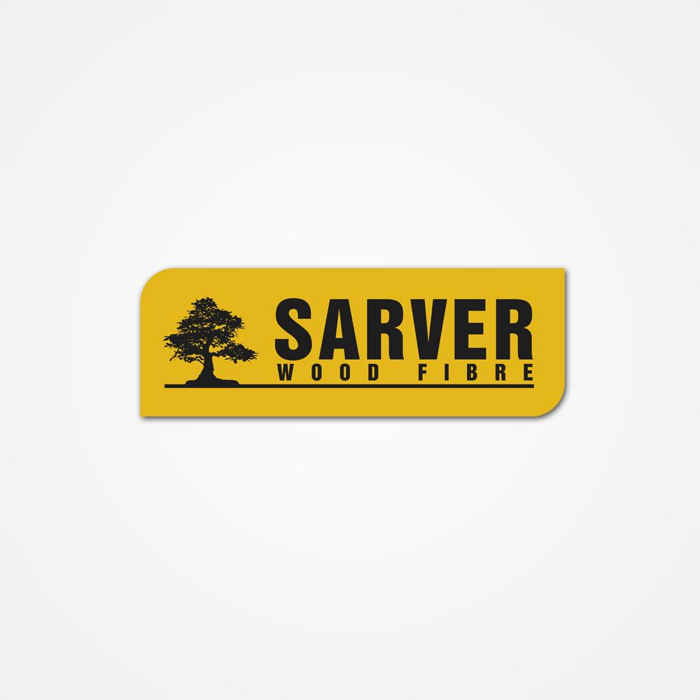 Logo Design by omARTist - Entry No. 73 in the Logo Design Contest Creative Logo Design for Sarver Wood Fibre..