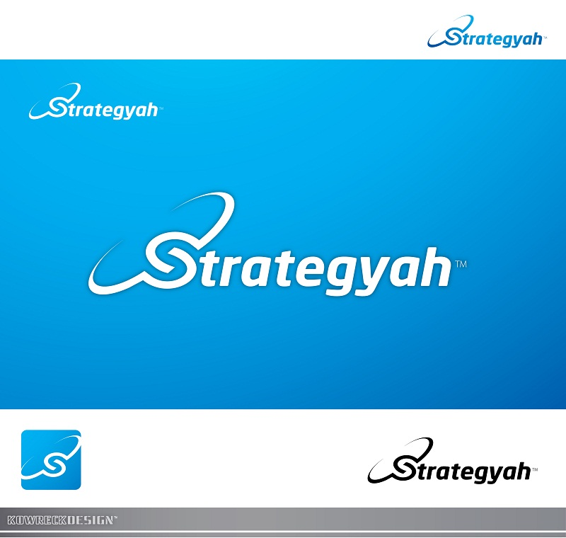 Logo Design by kowreck - Entry No. 213 in the Logo Design Contest Creative Logo Design for Strategyah.
