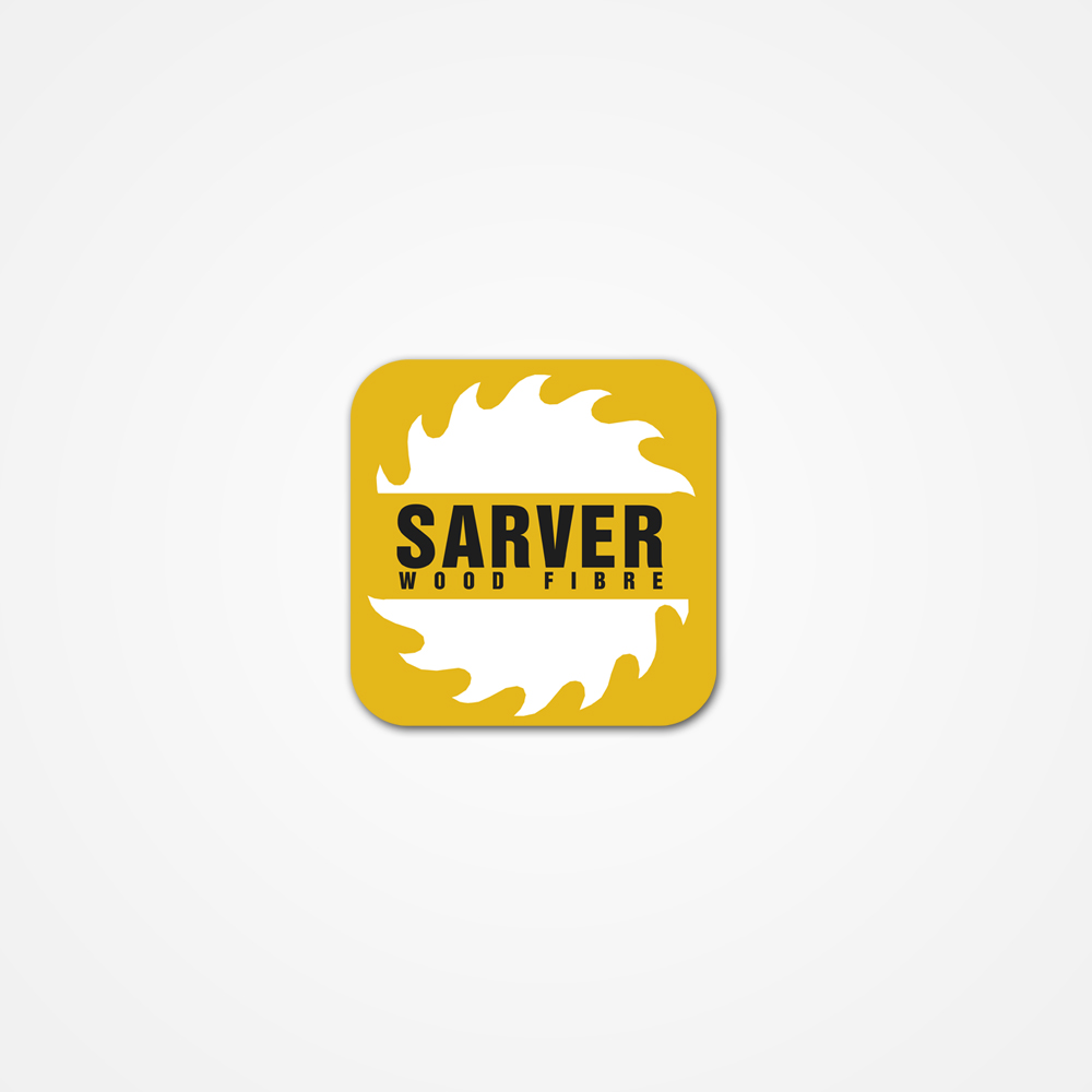 Logo Design by omARTist - Entry No. 74 in the Logo Design Contest Creative Logo Design for Sarver Wood Fibre..