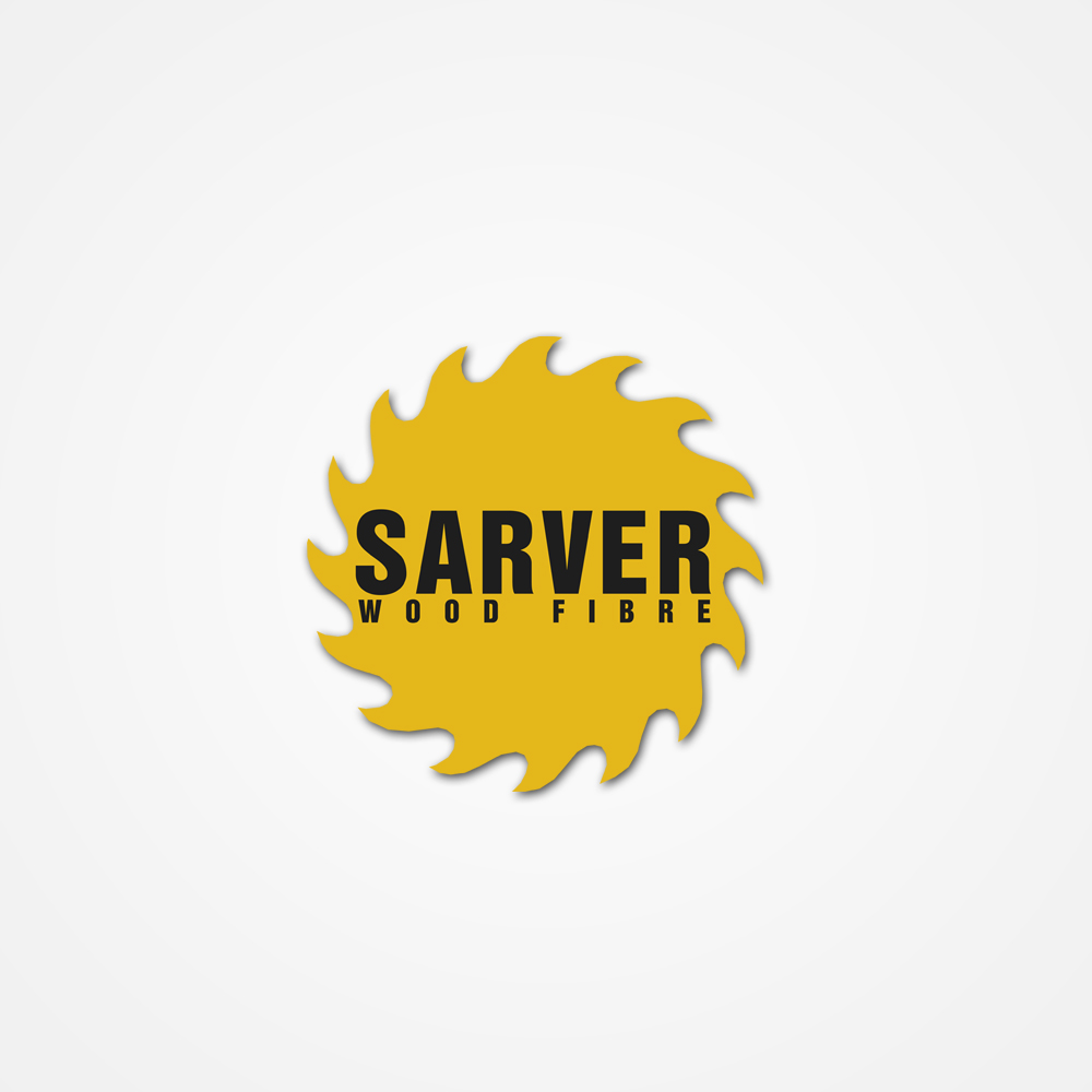 Logo Design by omARTist - Entry No. 75 in the Logo Design Contest Creative Logo Design for Sarver Wood Fibre..